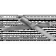 Ribbons No. 6 Templates - Ribbon 3 Template