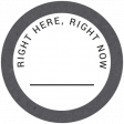 Back To Basics - Right Here, Right Now Label 25