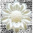 Design Pieces No. 6 - Flower Button