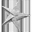 Folded Stars Templates - Star 4