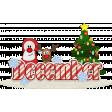 KMRD-The Holiday Season Wordart-december