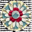 KMRD-Patriotic Flowers-F-flower