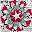KMRD-Patriotic Flowers-M-flower