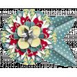 KMRD-Patriotic Flowers-P-flower