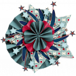 KMRD-Patriotic Flowers-X-flower