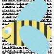 KMRD-202104DC-A Bee In My Bonnet-bee