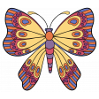 ColorAbstract_butterfly 1