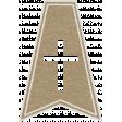 Toolbox Calendar - Cross Doodle Flag