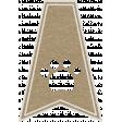 Toolbox Calendar - Paw Doodle Flag