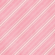For The Love of My Girls - Pink Stripe Paper