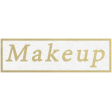 Our Special Day - Word Snippet - Makeup