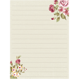 A Mother's Love - Journal Card - Roses