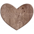 A Mother's Love - Wood Heart 1