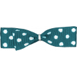 A Mother's Love - Teal Bow