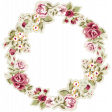 A Mother's Love - Flower Ring Sticker