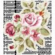 A Mother's Love - Flower Sticker 5