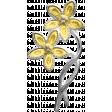 Picnic Day - Flower Brooch