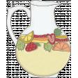Picnic Day - Lemonade Pitcher Doodle 2