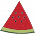 Picnic Day - Watermelon Wedge Doodle 5