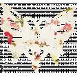 Picnic Day - Chalk Butterfly