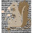 Picnic Day - Chalk Squirrel