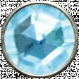Summer Day - Diamond Button