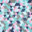 Summer Day - Triangle Paper
