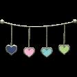 Summer Day - Bunding Doodle Hearts 2