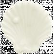 Summer Day - White Button