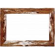 Back To Nature - Brown Wood Frame 2 -