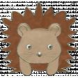 Back To Nature - Hedgehog Doodle