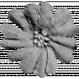 Fabric Flower Template 069
