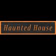 Enchanting Autumn - Haunted House Word Art