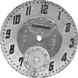 Clock Template 007
