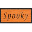 Enchanting Autumn - Spooky Word Art