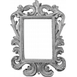 Wood Frame Template 028