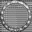 Metal Frame Template 032
