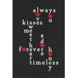 Toolbox Valentine's Kit 2 - 4x6 Crossword Puzzle Journal Card