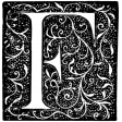 Letter Stamp Template 006