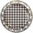 Memories & Traditions - Black and Cream Houndstooth Brad