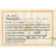 Grandpa's Desk - Promissory Note