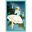 Memories and Traditions - Blue Lady Tag