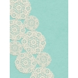 Memories & Traditions - 3x4 Doily Journal Card