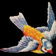 Toolbox Needlework - Flying Bird
