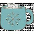 Winter Fun - Hot Chocolate Doodle