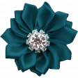 Winter Fun - Silk Flower 1