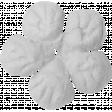 Fabric Flower Template 074