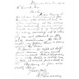 Handwriting Stamp Template 028