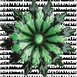 Memories & Traditions - Green Flower Brooch