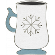 Winter Day - Mug Doodle 1